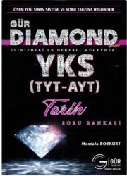Gür Yayınları - TYT AYT Tarih Diamond Soru Bankası Gür Yayınları