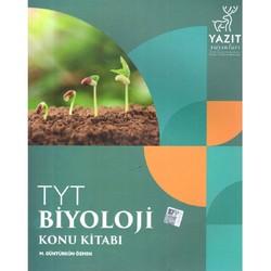 Yazıt Yayınları - TYT Biyoloji Konu Kitabı