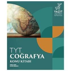 Yazıt Yayınları - TYT Coğrafya Konu Kitabı