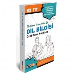 Kariyer Meslek Yayıncılık - TYT Dil Bilgisi Öğretmenin Tahta Notları ile Özet Konu Anlatımı Kariyer Meslek Yayınları