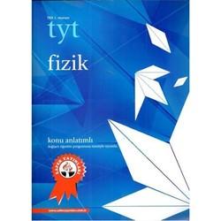 Zafer Dershaneleri Yayınları - TYT Fizik Konu Anlatımlı Zafer Yayınları