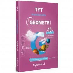 Test Okul Yayınları - TYT Geometri Fasikül Soru Kitabı Test Okul Yayınları