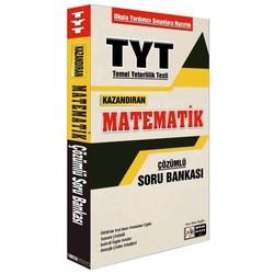 Tasarı Yayıncılık - TYT Kazandıran Matematik Çözümlü Soru Bankası Tasarı Yayınları