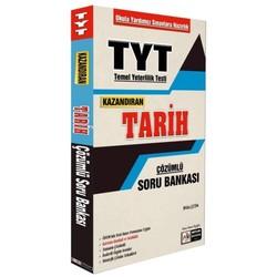 Tasarı Yayıncılık - TYT Kazandıran Tarih Çözümlü Soru Bankası Tasarı Yayınları