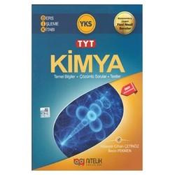 Nitelik Yayınları - TYT Kimya Ders İşleme Kitabı Nitelik Yayınları