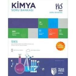 Teas Press - TYT Kimya Soru Bankası Teas Press Yayınları