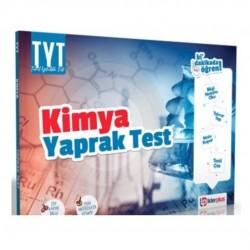 Lider Plus Yayınları - TYT Kimya Yaprak Test Lider Plus Yayınları