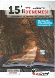 Kafadengi Yayınları - TYT Matematik 15 li Denemesi Kafadengi Yayınları