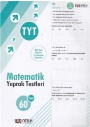 Nitelik Yayınları - TYT Matematik 60 Yaprak Test Nitelik Yayınları