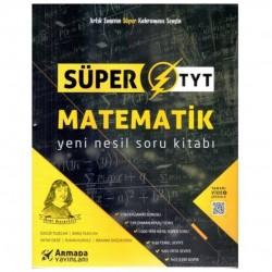 Armada Yayınevi - TYT Matematik Süper Soru Kitabı Armada Yayınları