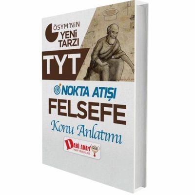 TYT Nokta Atışı Felsefe Konu Anlatımı Dahi Adam Yayınları