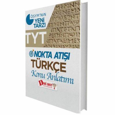 TYT Nokta Atışı Türkçe Konu Anlatımı Dahi Adam Yayınları