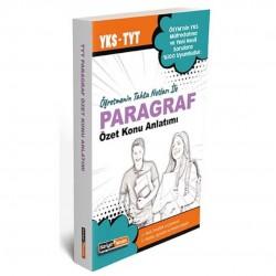 Kariyer Meslek Yayıncılık - TYT Paragraf Öğretmenin Tahta Notları ile Özet Konu Anlatımı Kariyer Meslek Yayınları