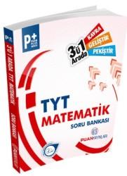 Puan Yayınları - TYT Plus Serisi Matematik 3 ü 1 Arada Soru Bankası Puan Yayınları