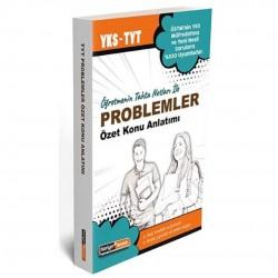 Kariyer Meslek Yayıncılık - TYT Problemler Öğretmenin Tahta Notları ile Özet Konu Anlatımı