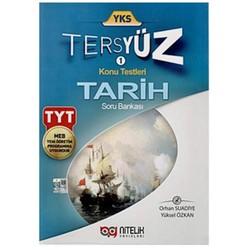 Nitelik Yayınları - YKS Kitapları - YKS TYT Tarih Soru Kitabı