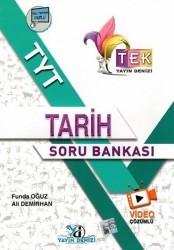 Yayın Denizi Yayınları - TYT Tarih TEK Serisi Video Çözümlü Soru Bankası Yayın Denizi Yayınları