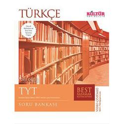 Kültür Yayıncılık - TYT Türkçe BEST Soru Bankası Kültür Yayıncılık