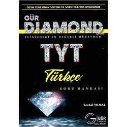 Gür Yayınları - TYT Türkçe Diamond Soru Bankası Gür Yayınları