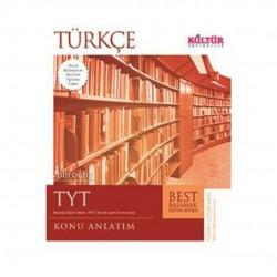 Kültür Yayıncılık - TYT Türkçe Konu Anlatım BEST Kültür Yayıncılık