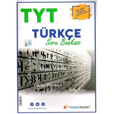 TYT Türkçe Soru Bankası Kampüs Yayınları