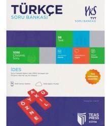 Teas Press - TYT Türkçe Soru Bankası Teas Press Yayınları