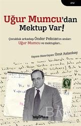 Telgrafhane Yayınları - Uğur Mumcu'dan Mektup Var