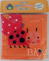 Net Çocuk Yayınları - Uğurböceği - Hışır Hışır Eğlence