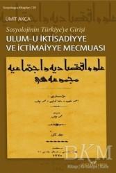 Doğu Kitabevi - Ulum-u İktisadiyye ve İctimaiyye Mecmuası