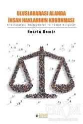 İdeal Kültür Yayıncılık Ders Kitapları - Uluslararası Alanda İnsan Haklarının Korunması