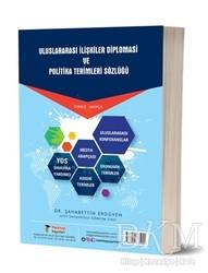 Mektep Yayınları - Uluslararası İlişkiler Diploması ve Politika Terimleri Sözlüğü