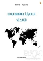 Cinius Yayınları - Uluslararası İlişkiler Sözlüğü