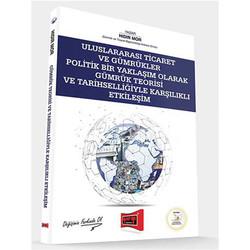 Yargı Yayınları - Uluslararası Ticaret ve Gümrük Teorisi Yargı Yayınevi