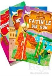 Timaş Çocuk - İlk Çocukluk - Ünlülerle Bir Gün Seti (10 Kitap Takım)