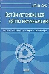 Maya Akademi Yayınları - Üstün Yetenekliler Eğitim Programı
