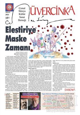 Üvercinka Dergisi Sayı: 78 Nisan 2021