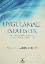 Umuttepe Yayınları - Uygulamalı İstatistik