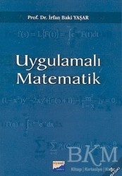 Siyasal Kitabevi - Akademik Kitaplar - Uygulamalı Matematik