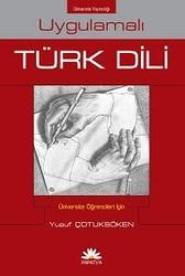 Papatya Yayıncılık - Uygulamalı Türk Dili (Tek Cilt)