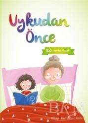 Net Çocuk Yayınları - Uykudan Önce (Yeşil)