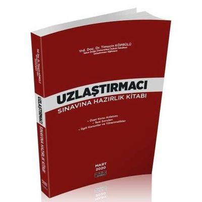 Uzlaştırmacı Sınavına Hazırlık Kitabı Savaş Yayınları