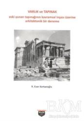 Bilgin Kültür Sanat Yayınları - Varlık ve Tapınak