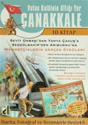 Damla Yayınevi - Vatan Kalbinin Attığı Yer Çanakkale (10 Kitap Takım)