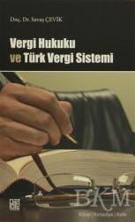 Palet Yayınları - Vergi Hukuku ve Türk Vergi Sistemi