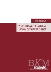 On İki Levha Yayınları - Vergi Uyuşmazlıklarından Doğan Davalarda Ehliyet