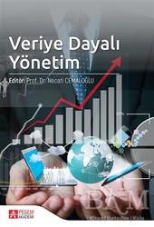 Pegem A Yayıncılık - Akademik Kitaplar - Veriye Dayalı Yönetim