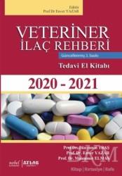 Atlas Kitabevi Tıp Kitapları - Veteriner İlaç El Kitabı