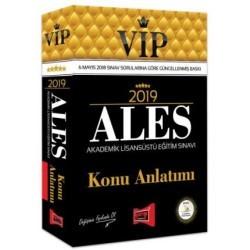 Yargı Yayınevi - Vip 2019 ALES Konu Anlatımlı