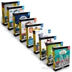 Kodlab Yayın Dağıtım - Web Tasarım Seti 2 (9 Kitap Takım)