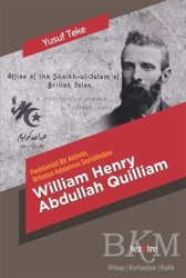 Tezkire - William Henry Abdullah Quilliam